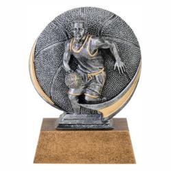 MX 3D BASKETBALL (MALE) RESIN AWARD
