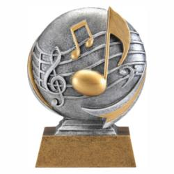 MX 3D MUSIC RESIN AWARD