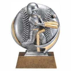 MX 3D T-BALL (MALE) RESIN AWARD