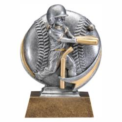 MX 3D T-BALL(FEMALE) RESIN AWARD