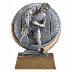 MX 3D TENNIS (MALE) RESIN AWARD