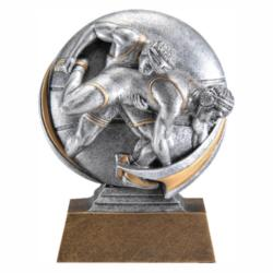 MX 3D WRESTLING RESIN AWARD