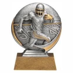 MX 3D FOOTBALL RESIN AWARD