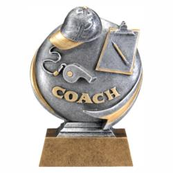 MX 3D COACH RESIN AWARD