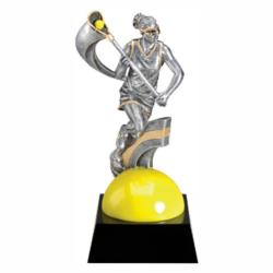 MX LACROSSE (FEMALE) RESIN AWARD