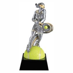 MX TENNIS (FEMALE) RESIN AWARD