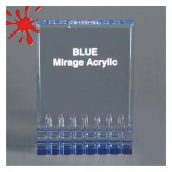 BLUE MIRAGE ACRYLIC AWARD