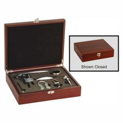 ROSEWOOD 5 PIECE WINE GIFT SET