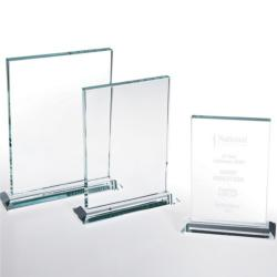 STARFIRE VERTICAL RECTANGLE AWARD
