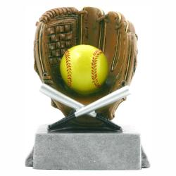 SOFTBALL CLASSIC RESIN