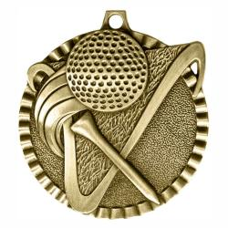 GOLF V SERIES MEDAL