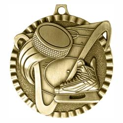 HOCKEY V SERIES MEDAL