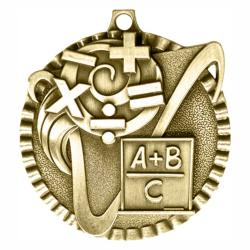MATH V SERIES MEDAL