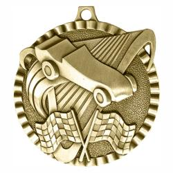 PINEWOOD DERBY V SERIES MEDAL