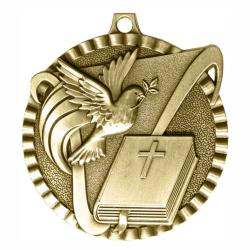 RELIGION V SERIES MEDAL