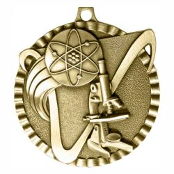 SCIENCE V SERIES MEDAL