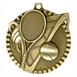 TENNIS V SERIES MEDAL