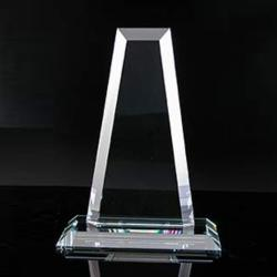 CLEAR GLASS MINI-TOWER