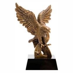 MX ANTIQUE GOLD EAGLE RESIN AWARD