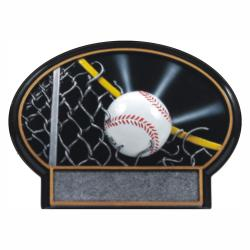 BASEBALL SPOTLITE RESIN