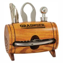 BARREL 4-PIECE WINE TOOL SET