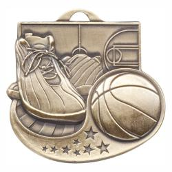 BASKETBALL STAR BLAST II MEDAL