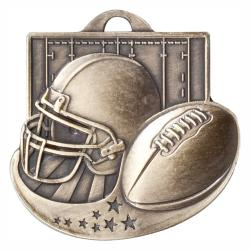 FOOTBALL STAR BLAST II MEDAL
