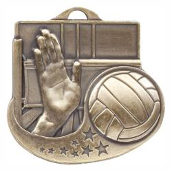 VOLLEYBALL STAR BLAST II MEDAL