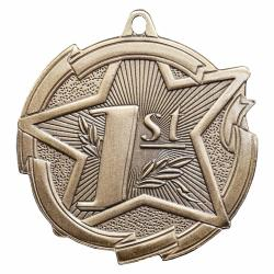 1st PLACE STAR MEDAL