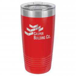 20oz. RED POLAR CAMEL TUMBLER