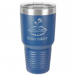 30oz. BLUE POLAR CAMEL TUMBLER