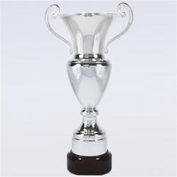 SILVER PLATED URN CUP TROPHY