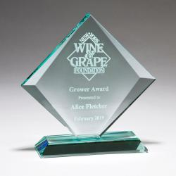 JADE GLASS DIAMOND AWARD