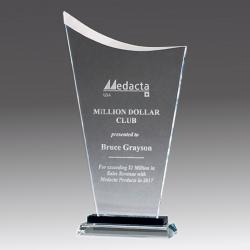 CLEAR GLASS CONTEMPORARY AWARD