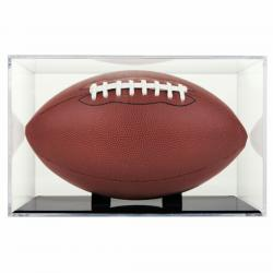 FOOTBALL CLEAR SQUARE HOLDER