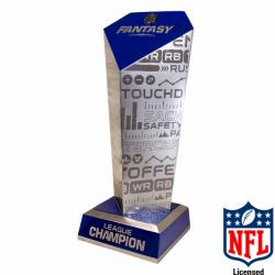 NFL FANTASY FOOTBALL RESIN AWARD
